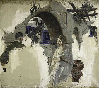 Dean Cornwell, '(Untitled)', 1924