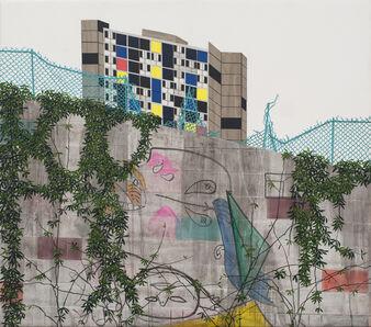 Erik Benson, 'Ghosts of Modernism', 2015
