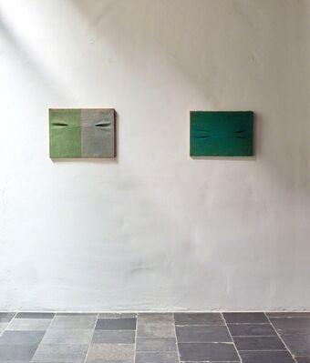 Tsuyoshi Maekawa in the 1970's, installation view