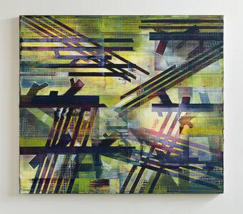Jordan Broadworth, 'Material analysis', 2013