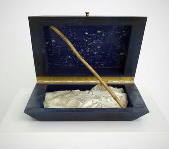 Marinus Boezem, 'Della Scultura & la Luce', 1985