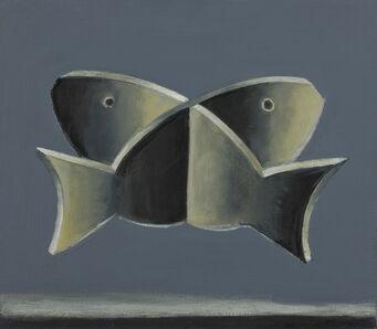 Paul Boston, 'Two fish', 2016