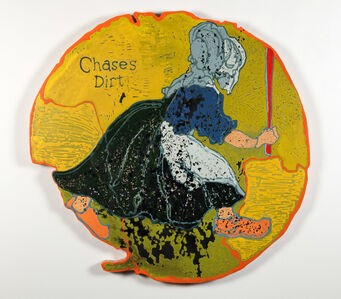 Gina Phillips, 'Chases Dirt', 2014