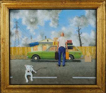 Tim Vermeulen, 'Displaced'