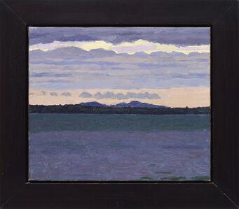 Graham Nickson, 'Arcadia Series: Blue Hill Dawn', 1994
