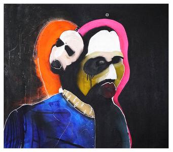 Elsoldelrac, 'Cabeza Sobre Cabeza (Head Over Head)', 2017