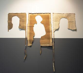 Jose Luis Landet, 'Retrato Reverso/Reverse Portait', 2019