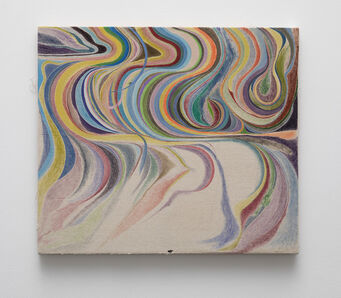 Chris Johanson, 'Untitled (Painting 11 of 12)', 2019