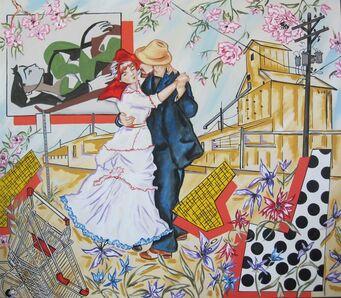 Louis Recchia, 'Urban Dance', 2020