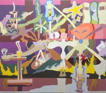 Keegan McHargue, 'Borrowers and Lenders', 2013