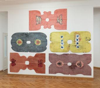 Lupo Borgonovo, 'Alix (5 elements)', 2017