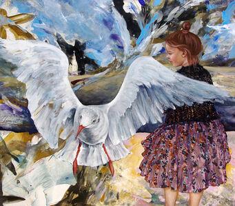 Julia Lambright, 'She Must Fly', 2020