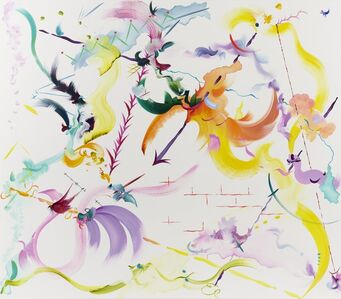Fiona Rae, 'Abstract 11', 2019