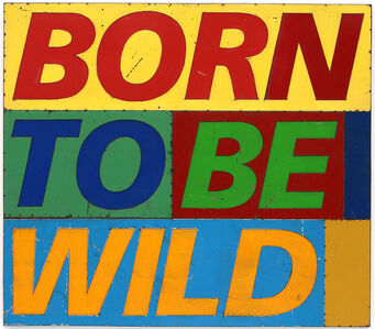 David Buckingham, 'Born To Be Wild', 2018