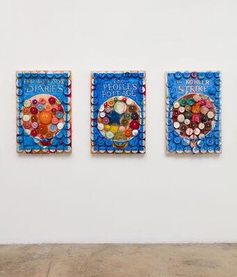 Katie Herzog: Yankee Candle, installation view