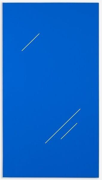 Paul Cowan, 'BCUASEE THE SKY IS BULE', 2014