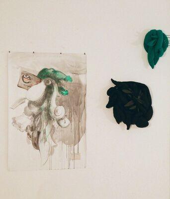 Elio Rodriguez: Puzzled, installation view