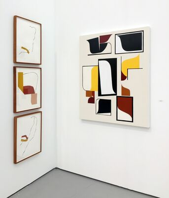 Anglim Gilbert Gallery at UNTITLED, Miami Beach 2016, installation view