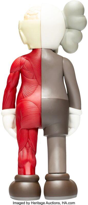 KAWS, 'Dissected Companion', 2006, Sculpture, Painted cast vinyl, Heritage Auctions
