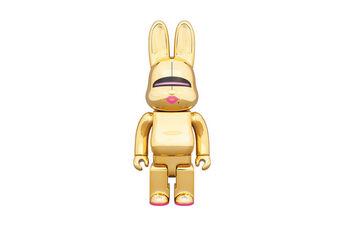 Sorayama Sexy Robot 400% Gold (Rabbit)