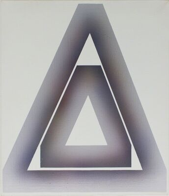 """Insight 19-2"" on Artsy, installation view"