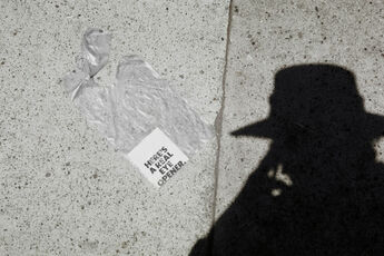 Self-portrait, Chicago