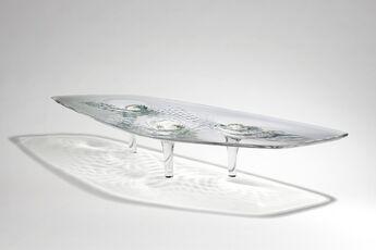 Coffee Table 'Liquid Glacial'