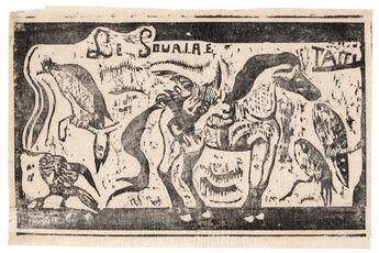 Title Page for 'Le Sourire'