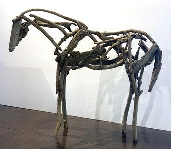 Deborah Butterfield, 'Angus', ca. 2000