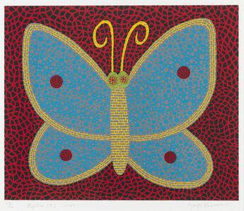 Yayoi Kusama, 'Papillon (II)', 2000