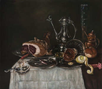Jan van Imschoot, 'Juanito's breakfast (Happy Haarlem)', 2019