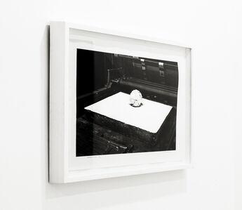 José Damasceno, 'Substrato-figura 2', 2015