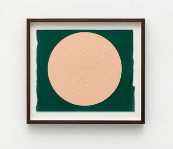 Mads Gamdrup, 'Untitled (green and pink)', 2020