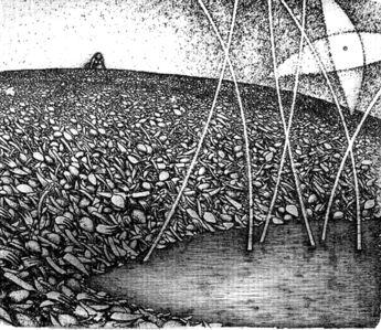 nele zirnite, 'Oasis I', 1994