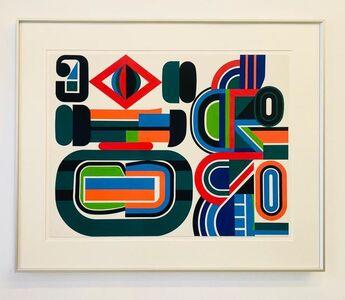Jean Dewasne, 'Untitled', 1970