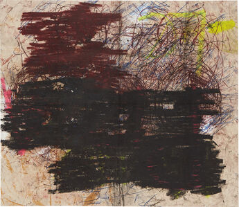 Oscar Murillo (b. 1986), 'Untitled', 2011