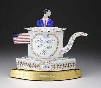 Mara Superior, 'President Obama's Tea Party', 2010