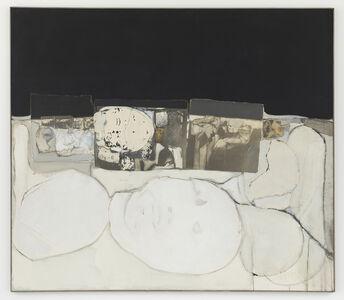 Rudolf Baranik, 'Napalm Elegy / White Night (or White Silence / White Night)', 1970