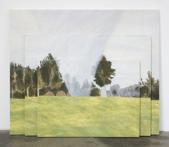 Tran Truong, 'Tornado (For Cézanne) ', 2018