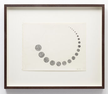 Nancy Holt, 'Untitled (Waning Sphere)', 1973