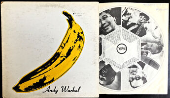 Andy Warhol, 'Andy Warhol's Banana for The Velvet Underground & Nico Produced by Andy Warhol ', 1967