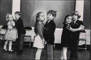 New York City (Children Dancing)