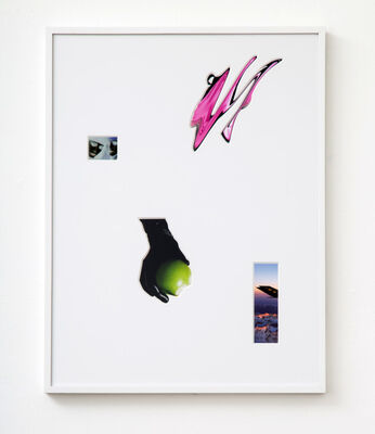 Hassan Rahim 'Distillations', installation view