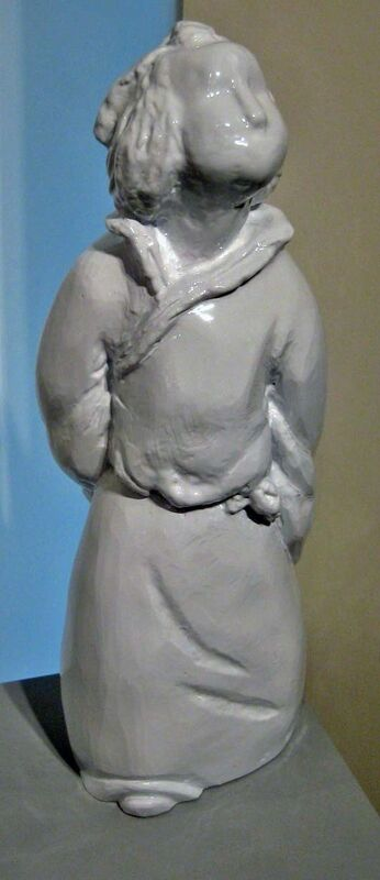 Sanzi, 'Laozi (Sculpture)', 2011, Sculpture, Resin figurine with gloss coating, Taglialatella Galleries