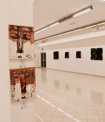 Afro Modernism | Uchay Joel Chima, Duke Asidere, Tyna Adebowale..., installation view