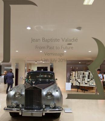 BOCCARA ART and ROLLS ROYCE Motor Cars present Jean-Baptiste Valadie as part of Rolls Royce Art Programme 2016, installation view