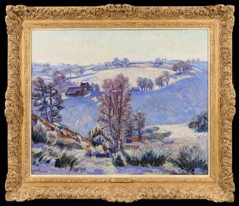 Jean Baptiste Armand Guillaumin, 'Gelée blanche à Crozant', 1880-1925