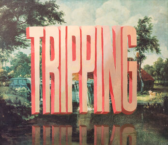 Wayne White, 'Tripping', 2015