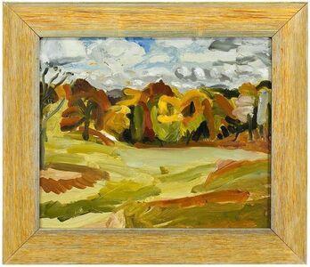 Julian Hatton, 'Abstract Landscape', 20th Century