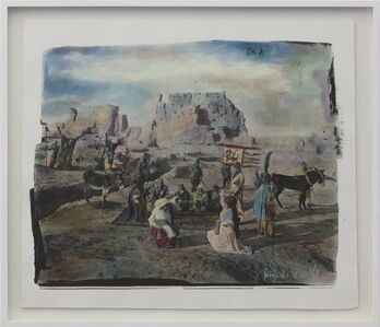 Chen Nong, 'Silk Road #7', 2017